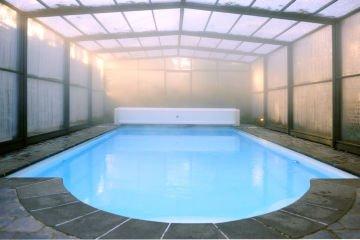 Prive Sauna Zwembad.Het Koraaltje I Prive Sauna Te Koersel